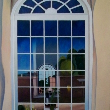 Church Window, Taos