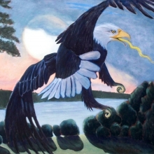 K102 Dawn Eagle, Morgan Bay