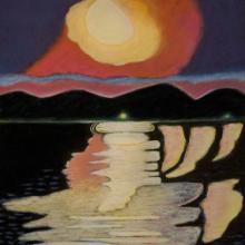 K317 October Moon, Newbury Neck